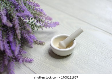 Lavender is medicinal and aromatherapy