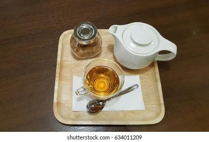 Lavender Tea Set