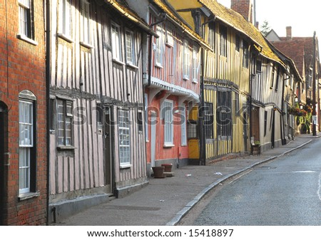 Lavenham, Suffolk, UK