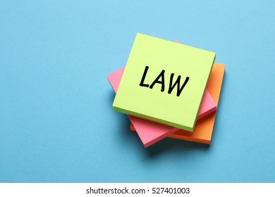 Law, Business Concept