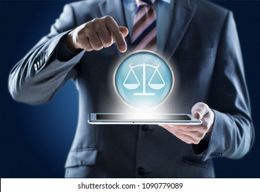 Law and Business Internet Technology