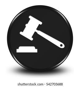 law button isolated