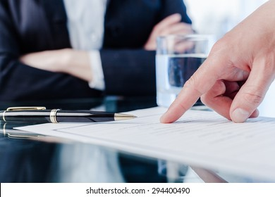 Law, court, paper. - Shutterstock ID 294400490