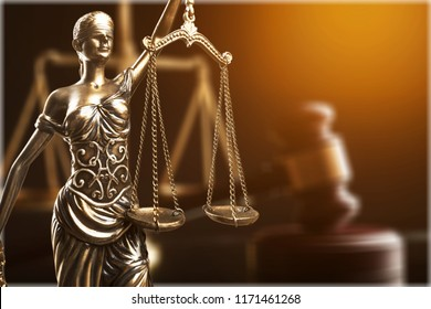 Law or justice concept