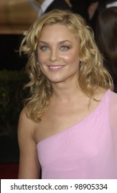 Law & Order star ELISABETH ROHM at the 10th Annual Screen Actors Guild Awards in Los Angeles. February 22, 2004