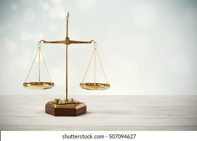Law scale justice symbol. law attorney court lawyer scale weight judge justice concept