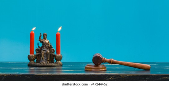 law, the symbol of justice