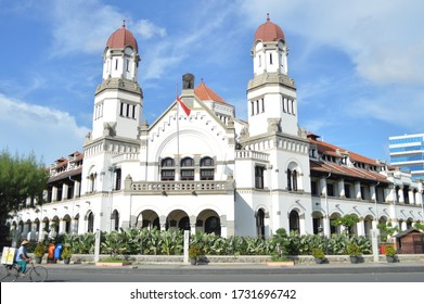 Lawang Sewu is a historic building in Indonesia located in Semarang City, Central Java. The local people call it Lawang Sewu because the building has so many doors.