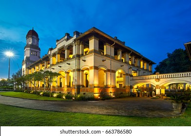 """""""Lawang Sewu"""" a historical Building in Semarang, Central Java, Indonesia. Built during Colonial Era. Date taken March 4, 2017"""