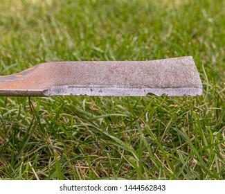 Broken Lawn Mower Images, Stock Photos & Vectors | Shutterstock