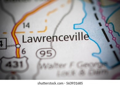 Lawrenceville. Alabama. USA