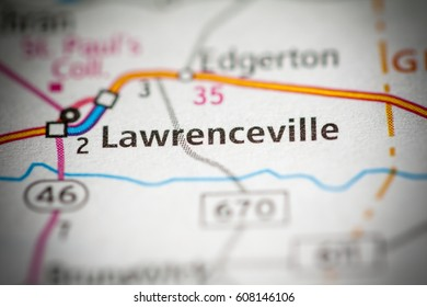 Lawrenceville. Virginia. USA