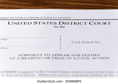 lawsuit heading federal district court