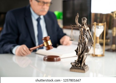 Lawyer concept background.