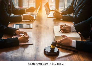 Lawyer are currently providing legal advice to clients.Legal planning