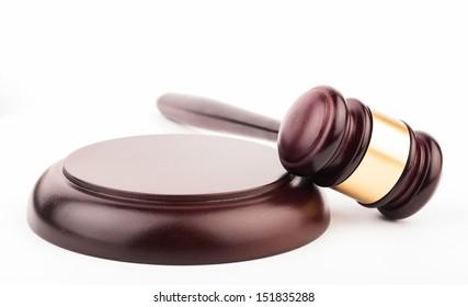 lawyer gavel