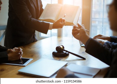Lawyers consulted on various lawsuits.