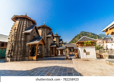 Laxmi Narayan Temple is one of the most popular temples of Chamba situated in Himachal Pradesh, India that is known for its great historical significance & architectural marvel. Ancient India. - Image