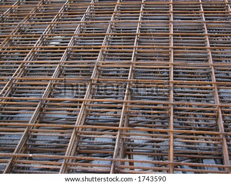 cb43de8aff7d Layer Upon Layer Rusty Abandoned Mesh Stock Photo (Edit Now) 1743590 ...
