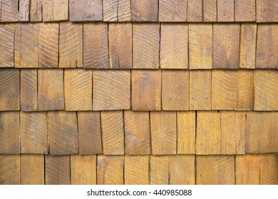 Layer of wood plank wall texture.