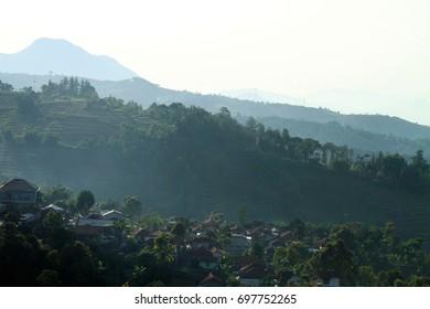 Layers Mountain