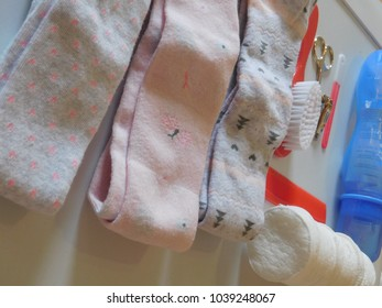 layette for a baby