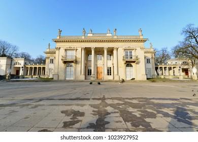 Lazienki - Royal Residence Park, Warsaw