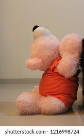 Lazy Praying Bear