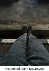 lazy time at the street