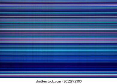 LCD-Bildschirmstörung, LCD-Bildschirm als abstrakter hintergrund.