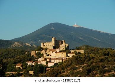 le Barroux and le Mont Ventoux