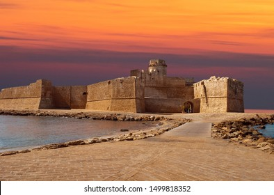 Le Castella from Calabria Italy