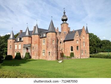Le Chateau de Rumbeke, Belgium, Europe