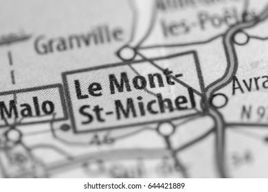 Le Mont St. Michel. France