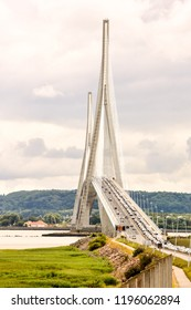 Le Pont de Normandie Normandy Bridge