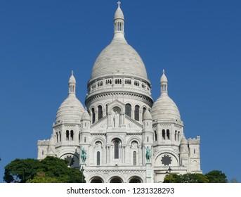Le Sacre Coeur - Montmartre - Paris