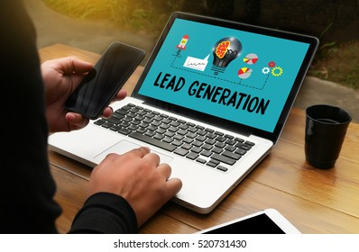 LEAD GENERATION  Business Funnel
