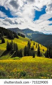 lead King Loop, Snowmass Wilderness, Colorado