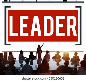 Leader Leadership Lead Manager Management Concept