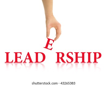 Leadership abstract