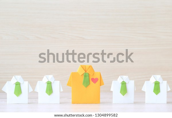 EASY ORIGAMI SHIRT FATHER'S DAY CARD | 414x600