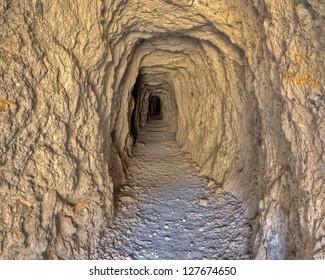 Leadfield Mine, Death Valley National Park, California