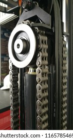 Leaf Chain or Lift Chain or Forklift Truck Chain