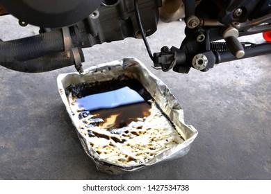Engine Oil Leak Images, Stock Photos & Vectors | Shutterstock