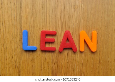 Lean. Industry Methodology