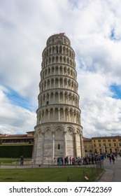 Leaning Tower - Amazing Pisa, Tuscany in Spring - Italy