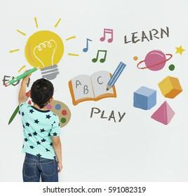 Learn Fun Play Education Icon