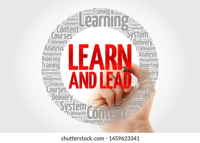 Learn+and+lead Images, Stock Photos & Vectors | Shutterstock