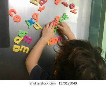 Learning Phonics Letters Recognition through Play