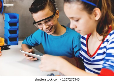Learning together for school assignment